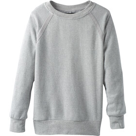 Prana W's Cozy Up Sweatshirt Heather Grey
